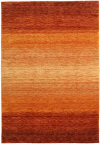 Gabbeh Rainbow - Rust Teppe 160X230 Moderne Orange/Rust (Ull, India)