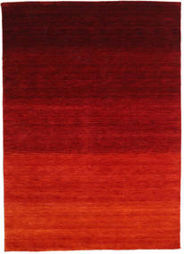 Alfombra Gabbeh up to down - Rojo CVD17363