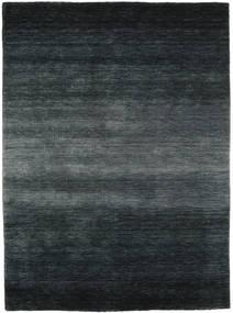 Gabbeh Rainbow - Grå Tæppe 140X200 Moderne Mørkeblå/Mørkegrå (Uld, Indien)