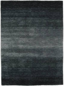 Gabbeh Rainbow - Grå Teppe 140X200 Moderne Mørk Blå/Mørk Grå (Ull, India)