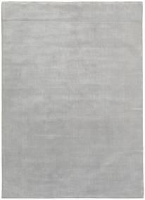 Alfombra Bambú de seda Loom - Gris ORD99