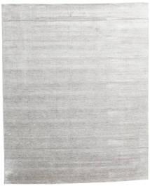 Bambu selyem Loom Világos Szürke szőnyeg ORD140