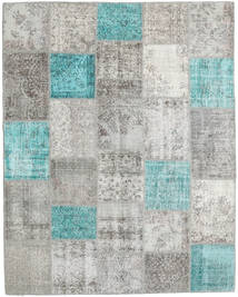 Patchwork Rug 200X252 Authentic  Modern Handknotted Light Grey/Beige (Wool, Turkey)