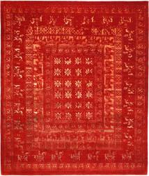 Roma Modern Collection Teppich  253X305 Echter Moderner Handgeknüpfter Rost/Rot/Orange Großer ( Indien)