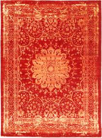 Roma Moderni Collection Matto 272X370 Moderni Käsinsolmittu Ruoste/Punainen Isot ( Intia)