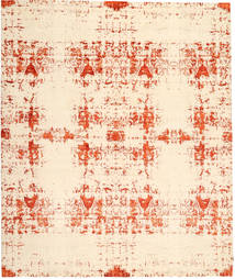Roma Modern Collection Rug 252X301 Authentic  Modern Handknotted Beige/Dark Beige Large ( India)