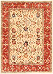 Ziegler Tæppe 174X240 Ægte Orientalsk Håndknyttet Beige/Rød (Uld, Pakistan)