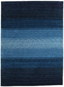 Gabbeh Rainbow - Blue Rug 240X340 Modern Dark Blue/Blue (Wool, India)