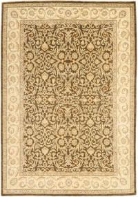Ziegler Matto 187X268 Itämainen Käsinsolmittu Vaaleanruskea/Ruskea/Tummanbeige (Villa, Pakistan)
