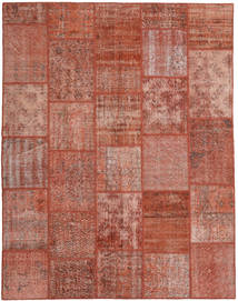Patchwork Rug 200X254 Authentic  Modern Handknotted Brown/Light Brown (Wool, Turkey)
