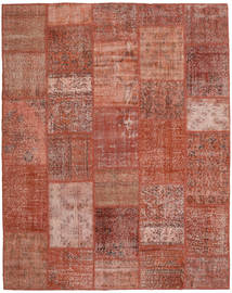 Patchwork Rug 198X250 Authentic  Modern Handknotted Brown/Light Brown (Wool, Turkey)
