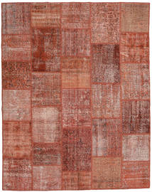 Patchwork Rug 200X251 Authentic  Modern Handknotted Brown/Light Brown (Wool, Turkey)