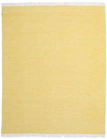 Diamond Wol - Geel Vloerkleed 240X300 Echt Modern Handgeweven Geel/Donkerbeige (Wol, India)