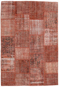 Patchwork Rug 157X231 Authentic  Modern Handknotted Brown/Light Brown (Wool, Turkey)