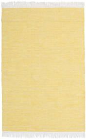 Diamond Wolle - Gelb Teppich  120X180 Echter Moderner Handgewebter Gelb/Beige (Wolle, Indien)