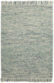 Dolly Multi - Mixed Blue Rug 160X230 Authentic  Modern Handwoven Light Grey/Dark Grey (Wool, India)