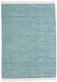 Diamond Wool - Blue Rug 140X200 Authentic  Modern Handwoven Light Blue/Dark Turquoise   (Wool, India)