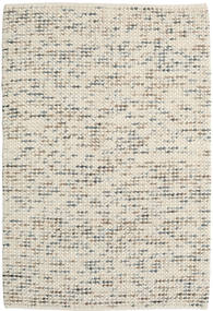 Big Drop - Grey/Beige Mix Rug 160X230 Authentic  Modern Handwoven Light Grey/Beige/Dark Beige (Wool, India)