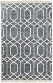 Bamboo silk Vanice - Grey rug CVD17380