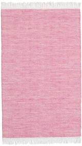 Diamond Wool - Pink Rug 90X150 Authentic  Modern Handwoven Light Pink (Wool, India)