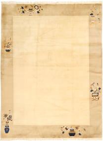 中国 アンティーク仕上げ 絨毯 AXVZW20