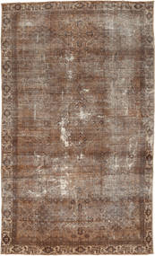 Colored Vintage Rug 180X303 Authentic  Modern Handknotted Brown/Light Brown (Wool, Pakistan)
