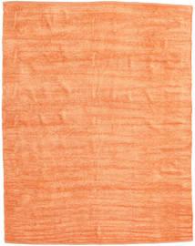 Kelim Chenille - Persikanpunainen Matto 190X240 Itämainen Käsinkudottu Oranssi/Vaaleanpunainen ( Intia)