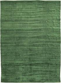 Kilim Chenille - Forest Green rug CVD17111