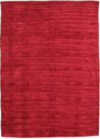 Kilim Zsenília - Sötétvörös szőnyeg CVD17103