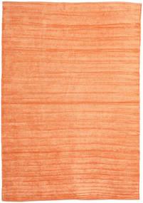 Kelim Chenille - Pfirsichfarben Teppich CVD17125