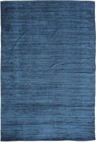 Tappeto Kilim Ciniglia - Blu notte CVD17141