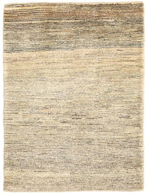 Gabbeh Persia Rug 81X109 Authentic  Modern Handknotted Beige/Light Brown (Wool, Persia/Iran)