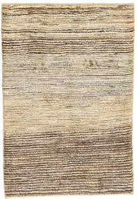 Gabbeh Persia Rug 78X115 Authentic Modern Handknotted Light Brown/Beige (Wool, Persia/Iran)