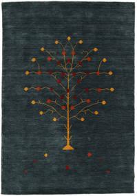 Loribaf Loom Designer - Petrol Rug 160X230 Authentic  Modern Handknotted Dark Blue (Wool, India)
