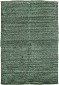 キリム シェニール - フォレストグリーン色 絨毯 CVD17113