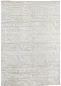 Kelim Chenille - Silvergrå matta CVD17089