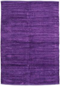Kelim Chenille - Diep Paars tapijt CVD17122