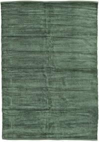 キリム シェニール - フォレストグリーン色 絨毯 CVD17114