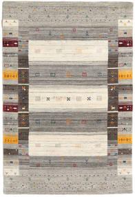 Loribaf Loom Designer Tappeto 120X180 Moderno Fatto A Mano Grigio Chiaro/Marrone Chiaro/Beige (Lana, India)