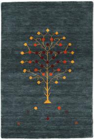 Loribaf Loom Designer - Petrol teppe CVD17018