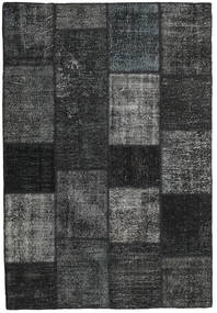 Patchwork Rug 157X231 Authentic  Modern Handknotted (Wool, Turkey)