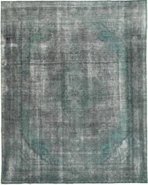 Colored Vintage Teppich  295X378 Echter Moderner Handgeknüpfter Blau/Hellgrau Großer (Wolle, Persien/Iran)