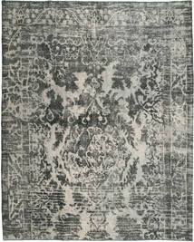 Colored Vintage Rug 268X328 Authentic  Modern Handknotted Dark Grey/Light Grey Large (Wool, Persia/Iran)