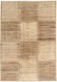 Gabbeh Persia Rug 172X239 Authentic  Modern Handknotted Light Brown/Dark Beige (Wool, Persia/Iran)