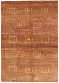 Gabbeh Perzsa Szőnyeg 144X208 Modern Csomózású Világosbarna/Barna (Gyapjú, Perzsia/Irán)