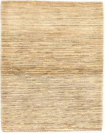 Gabbeh Persia Rug 108X138 Authentic  Modern Handknotted Light Brown/Dark Beige (Wool, Persia/Iran)
