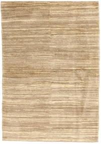 Gabbeh Persia Rug 103X148 Authentic  Modern Handknotted Light Brown/Dark Beige (Wool, Persia/Iran)