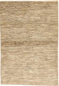 ギャッベ ペルシャ 絨毯 103X154 モダン 手織り 薄茶色/暗めのベージュ色の (ウール, ペルシャ/イラン)