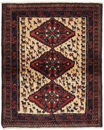 Sziraz Dywan 114X140 Orientalny Tkany Ręcznie Czarny/Brązowy (Wełna, Persja/Iran)