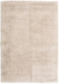 Shaggy Sadeh - Light Beige Rug 160X230 Modern Light Grey/White/Creme ( Turkey)